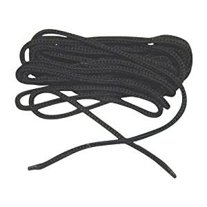 84 Inch USA Black Nylon Speedlace Tactical Combat Boot Laces Shoelaces (2 pair pack)