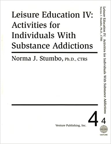 Leisure Education Activities for Individuals With Substance ...