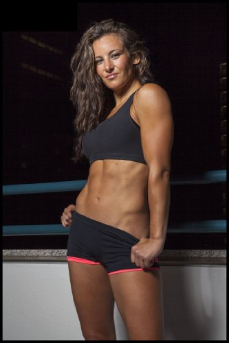 Miesha Tate Poster Hot SeXy Mma Fighter High Quality Gloss Print 102