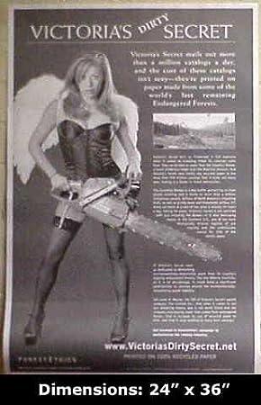 7e8224a855 Amazon.com: VICTORIA'S DIRTY SECRET Poster 24