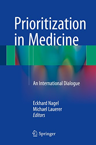 Prioritization in Medicine: An International Dialogue