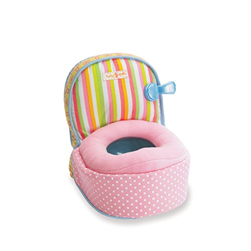 Manhattan Toy Baby Stella Playtime Potty Chair Baby Doll Accessory for 12