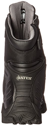 Bates Mens Gx-8 Gore-tex Zip Laterale Militare E Avvio Tattico Nero