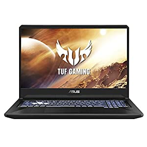 ASUS TUF Gaming FX705DD 17.3″ FHD Laptop GTX 1050 3GB Graphics (Ryzen 5-3550H/8GB RAM/1TB HDD + 256GB PCIe SSD/Windows 10/Stealth Black/2.70 Kg), FX705DD-AU060T