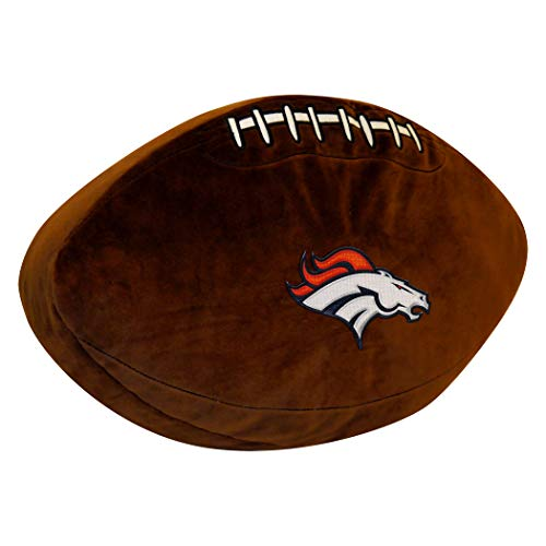 NFL Denver Broncos 3D Sports Pillow