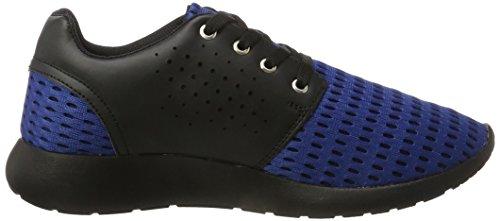 Tamboga 1011, Unisex Adults' Low-Top Sneakers Blau (Dark Blue 07)