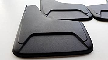 MF1M Mud Flaps Mudflaps Splash Guards Black set of 4