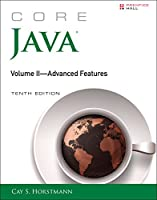 Core Java, Volume II: Advanced Features, 10th Edition Front Cover