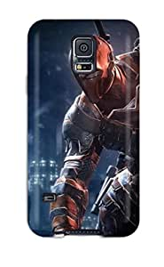 Michael paytosh Galaxy S5 Well-designed Hard Case Cover Deathstroke Protector