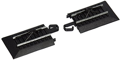 Bachmann Trains Snap-Fit E-Z Track Hayes Bumpers (2/card) (Bachmann Ho Scale Track)