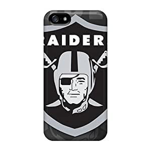 Special Design Back Oakland Raiders Phone Case Cover For Iphone 5/5s