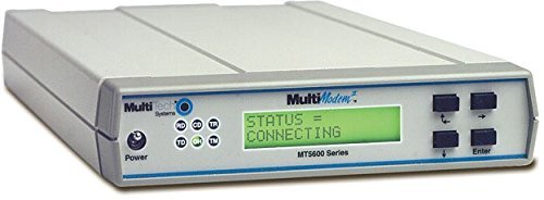MultiTech MultiModem II MT5600BA V.92 Data/Fax World Modem by MultiTech