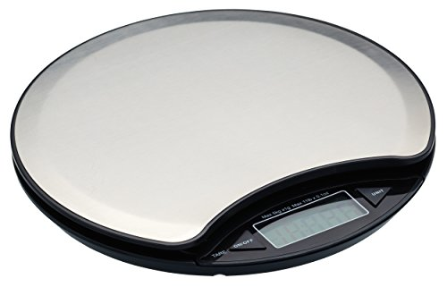 Acquisition 5kg Master Class Electronic Dry And Liquid Round Platform Scales compare