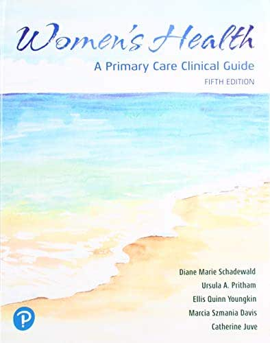 Women's Health: A Primary Care Clinical Guide (5th Edition)