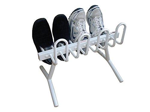 Pursonic ESW200 Free Standing Electric Shoe Drying Rack, Dri