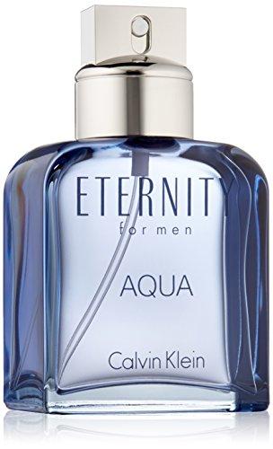 Calvin Klein Eternity for Men AQUA Eau de Toilette, 3,4 fl. oz