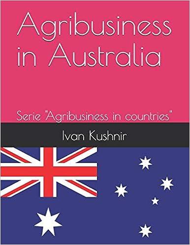 Agribusiness in Australia