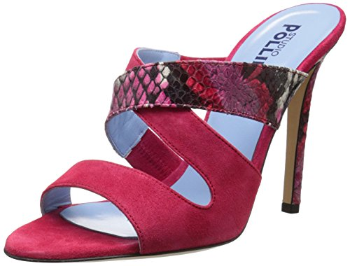 Tracy Mules The Studio PolliniThe Mule Rouge Femme Mule Tracy q5pzxt1