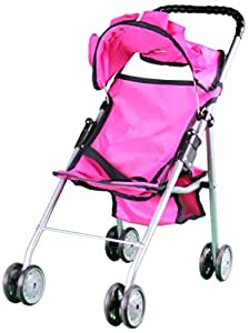 Mommy & Me My First Doll Stroller 9318