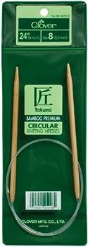 CLOVER 3016/24-06 Circular Knitting Needles