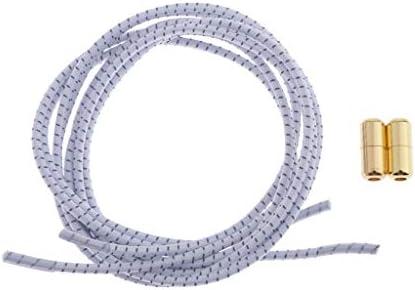 靴紐 結ばない 結ばない靴紐 ナイロン ほどけない 靴ひも 伸縮性 汎用 くつひも100cm