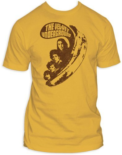 Velvet Underground - Vu Says Soft T-Shirt (Small) - Velvet Shirt Big
