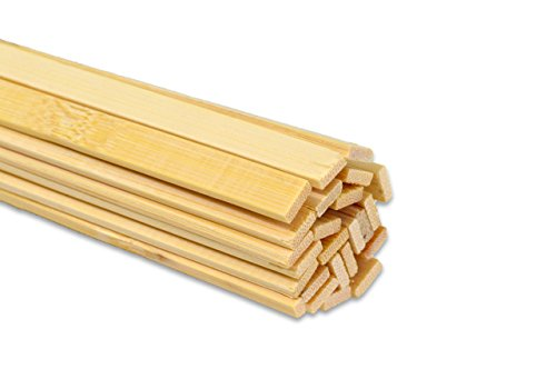 Sticks Flexible Strong Natural Bamboo product image