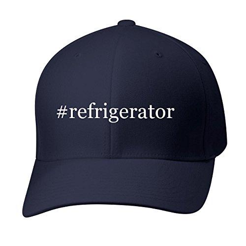 Price comparison product image BH Cool Designs Refrigerator - Baseball Hat Cap Adult,  Dark Navy,  Small / Medium