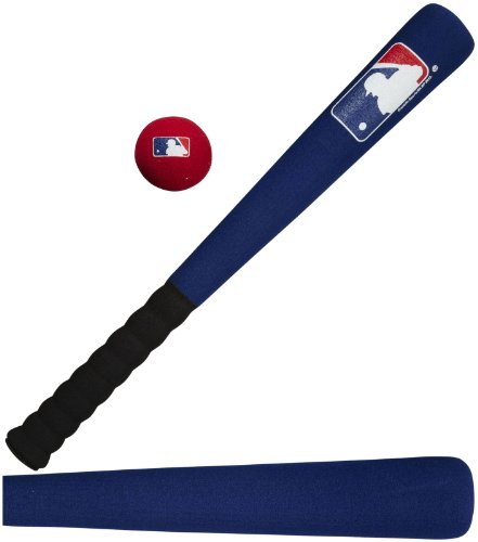 - Franklin Sports Franklin MLB Mini Foam Bat & Ball Set, 16 - Blue