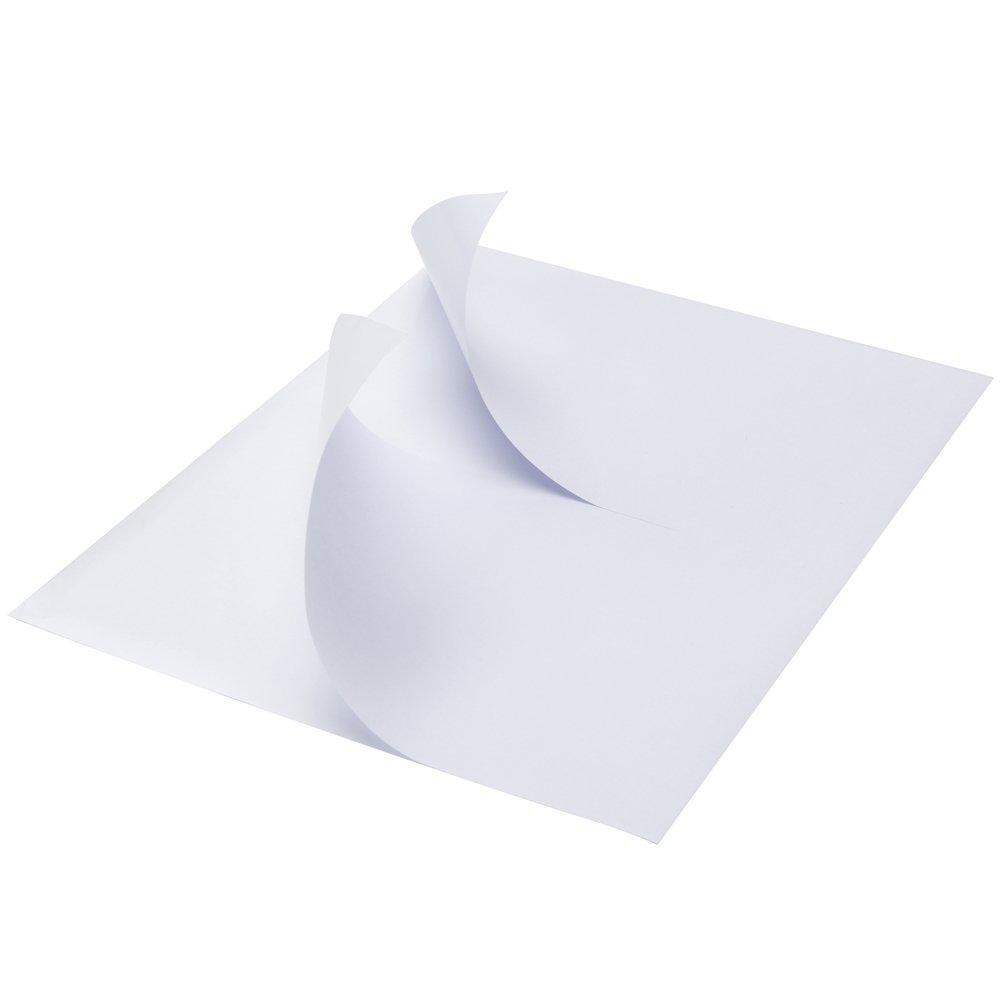 MFLABEL 500 Half Sheet Laser/Ink Jet USPS UPS FedEx Shipping Labels