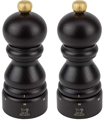 Peugeot. Paris u'Select 5 Inches Salt & Pepper Mill Set - ()