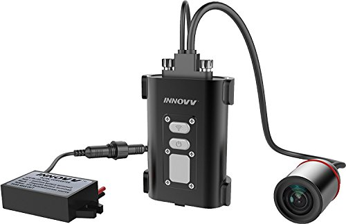 INNOVV C5 Black Camera with 1.8 Meter Cable (Capacitor Version)