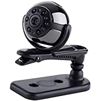 QZTELECTRONIC New SQ9 HD 1080P Mini DV Night Vision IR Mini Hidden Camera