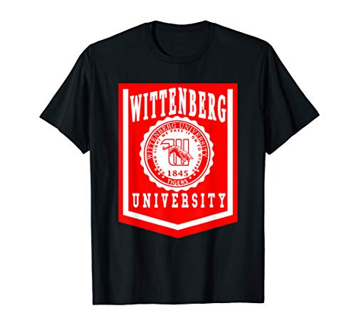 (Wittenberg 1845 University Apparel - T shirt)