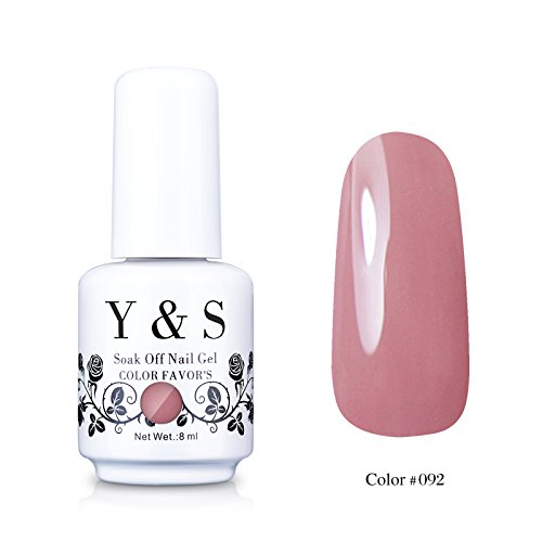 Yaoshun Gelpolish, Soak-off  UV LED Nail Art/Beauty Care Sal