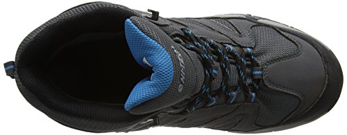 High Tec Black Boots Cool Pioneer Rise Hiking Charcoal Grey Hi Men's gFqwdqt