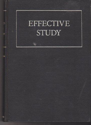 Effective study,