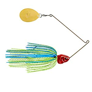 Booyah Covert 1/2 oz. Colorado Spinnerbait
