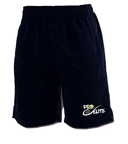 Pantalón Corto Pro Elite Negro (Talla XXL): Amazon.es: Deportes y ...