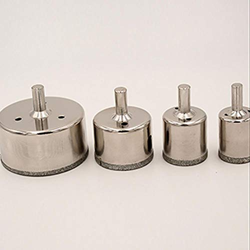 diamond drill bits alloy steel extractor remover tools cutting cutter set glass hole bit opener corundum reamer for tile ceramic marble