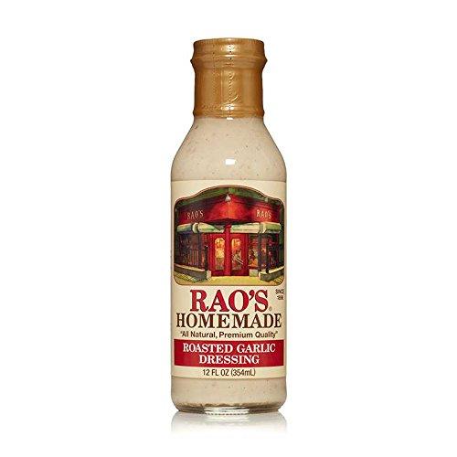 Rao's Specialty Foods Roasted Garlic Vinaigrette 1 Pack