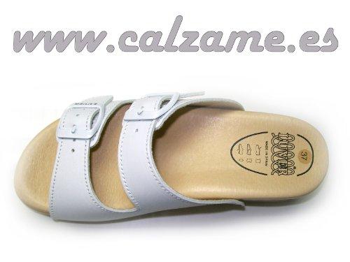 bianco taglie LUVER e colore Medium con molla A disponibili Sandali colore 2101 YY1qzrw