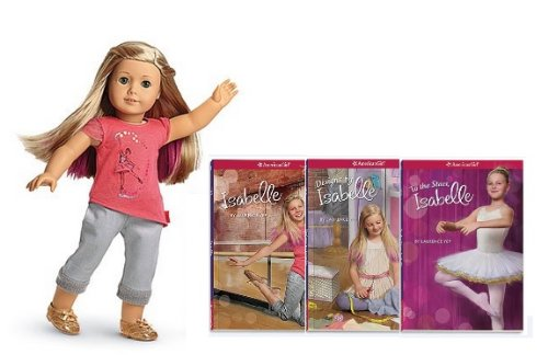 American Girl Isabelle Doll Paperback
