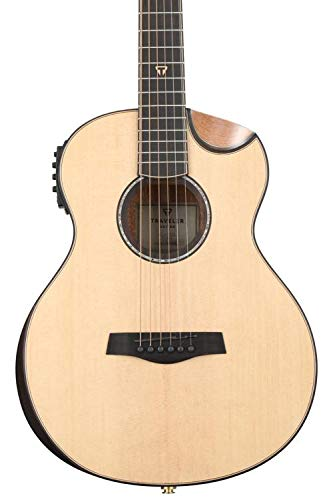 Traveler Guitar CL-3E Acoustic/Electric with Gig Bag (CL3E SPS)