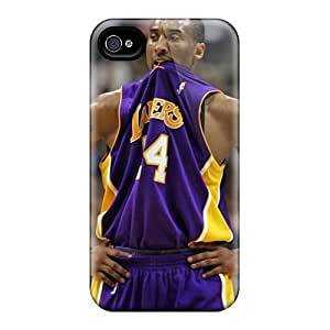 Faddish Phone Kobe Bryant Cases Samsung Galxy S4 I9500/I9502 / Perfect Cases Covers
