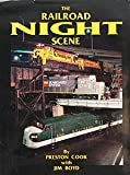 img - for The Railroad Night Scene book / textbook / text book