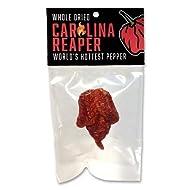Single Whole Carolina Reaper Pepper