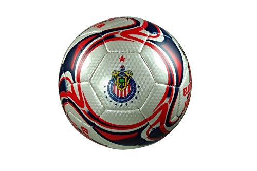 Chivas De Guadalajara Authentic Official Licensed Soccer Ball Size 5 -