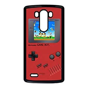 LG G3 Black phone case Game boy Super Mario Bros JHQ4435873