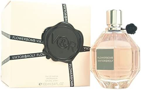Viktor & Rolf Flowerbomb Eau de Parfum for Women - 100 ml by Viktor & Rolf